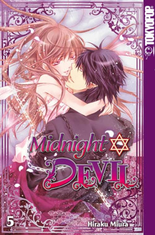 (C) Tokyopop / Midnight Devil 5 / Zum Vergrößern auf das Bild klicken