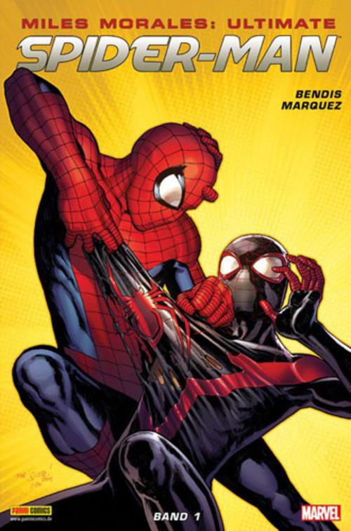 (C) Panini Comics / Miles Morales: Ultimate Spider-Man 1 / Zum Vergrößern auf das Bild klicken