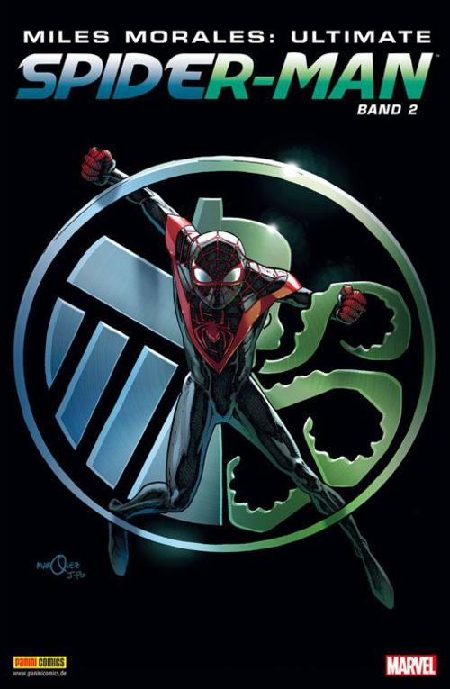 (C) Panini Comics / Miles Morales: Ultimate Spider-Man 2 / Zum Vergrößern auf das Bild klicken