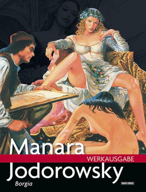 (C) Panini Comics / Milo Manara Werkausgabe 15 / Zum Vergrößern auf das Bild klicken
