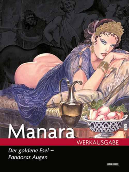 (C) Panini Comics / Milo Manara Werkausgabe 17 / Zum Vergrößern auf das Bild klicken