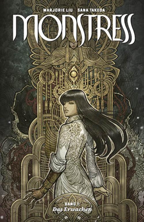 (C) Cross Cult Verlag / Monstress 1 / Zum Vergrößern auf das Bild klicken