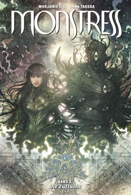 (C) Cross Cult Verlag / Monstress 3 / Zum Vergrößern auf das Bild klicken