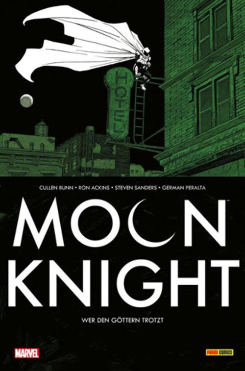 (C) Panini Comics / Moon Knight 3 / Zum Vergrößern auf das Bild klicken