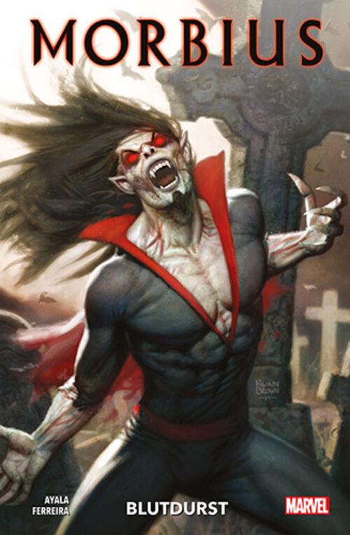 (C) Panini Comics / Morbius 1 / Zum Vergrößern auf das Bild klicken