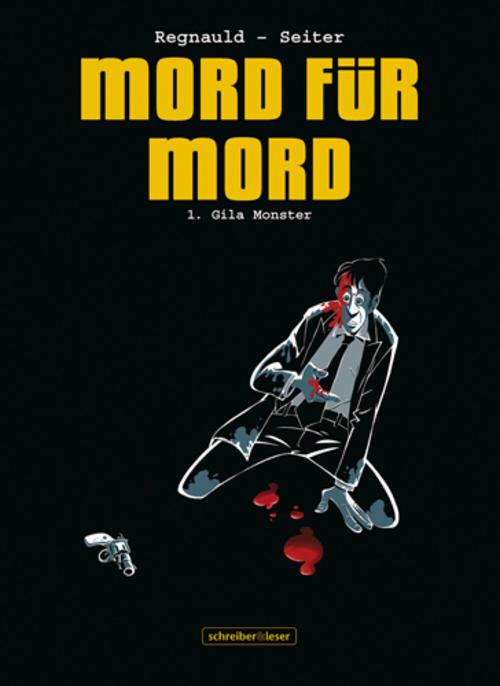 (C) Schreiber & Leser / Mord für Mord 1 / Zum Vergrößern auf das Bild klicken