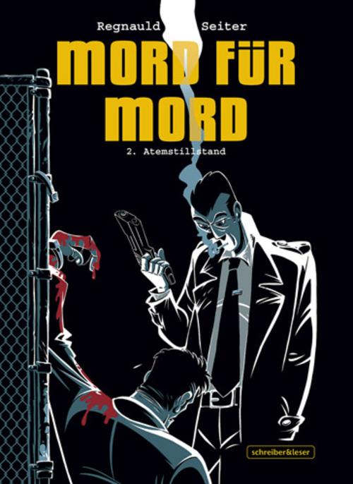 (C) Schreiber & Leser / Mord für Mord 2 / Zum Vergrößern auf das Bild klicken