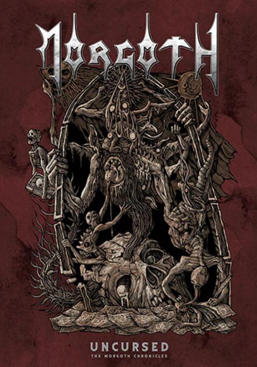 (C) Edition Roter Drache / Morgoth Uncursed - The Morgoth Chronicles / Zum Vergrößern auf das Bild klicken