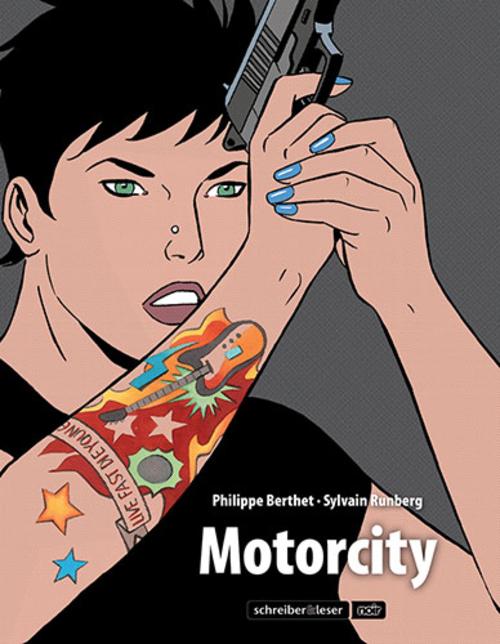 (C) Schreiber & Leser / Motorcity / Zum Vergrößern auf das Bild klicken