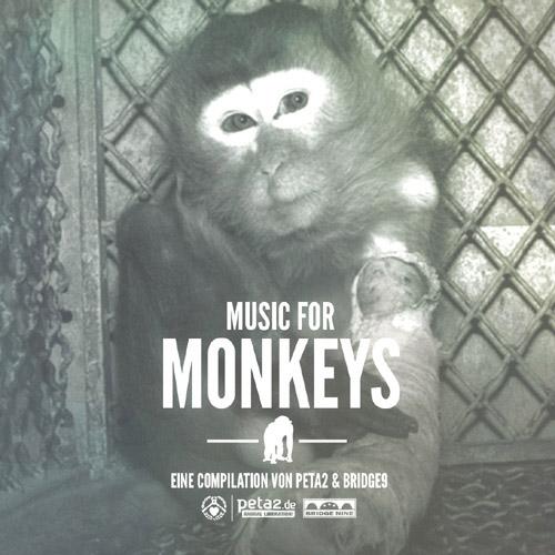 (C) peta2/Bridge 9 / Music For Monkeys / Zum Vergrößern auf das Bild klicken