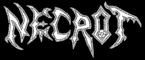(C) David Torturdød / NECROT Logo / Zum Vergrößern auf das Bild klicken