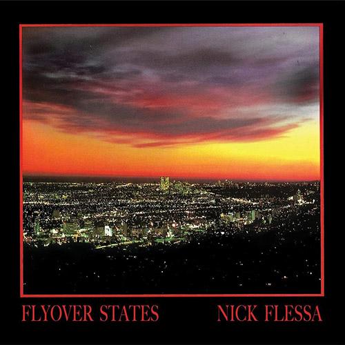 (C) eliterecords / NICK FLESSA: Flyover States / Zum Vergrößern auf das Bild klicken