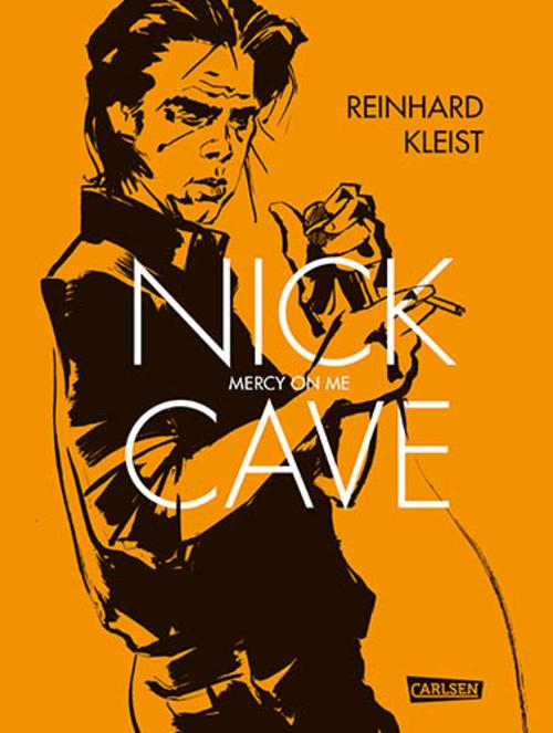 (C) Carlsen Verlag / Nick Cave - Mercy On Me / Zum Vergrößern auf das Bild klicken