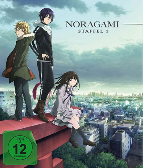 (C) KSM Anime / Noragami Gesamtedition Season 1 / Zum Vergrößern auf das Bild klicken
