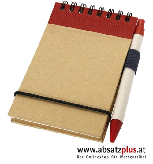 (C) Absatzplus.at / Notizbuch / Zum Vergrößern auf das Bild klicken