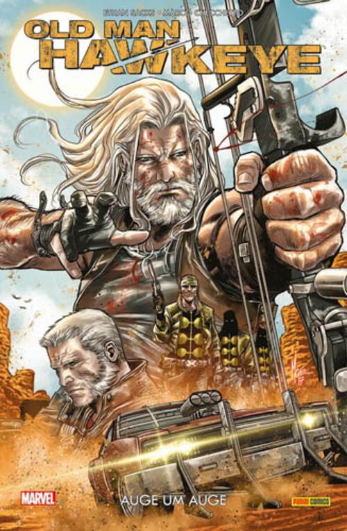 (C) Panini Comics / Old Man Hawkeye 1 / Zum Vergrößern auf das Bild klicken