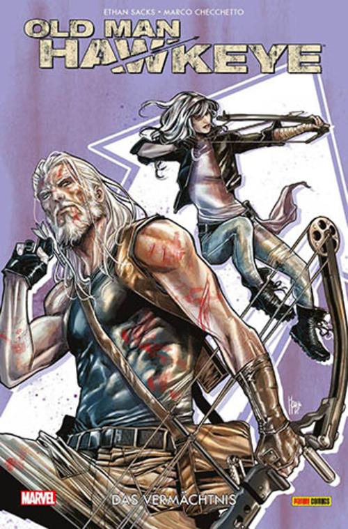(C) Panini Comics / Old Man Hawkeye 2 / Zum Vergrößern auf das Bild klicken