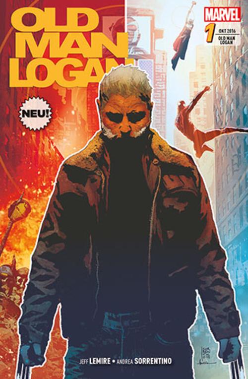 (C) Panini Comics / Old Man Logan 1 / Zum Vergrößern auf das Bild klicken