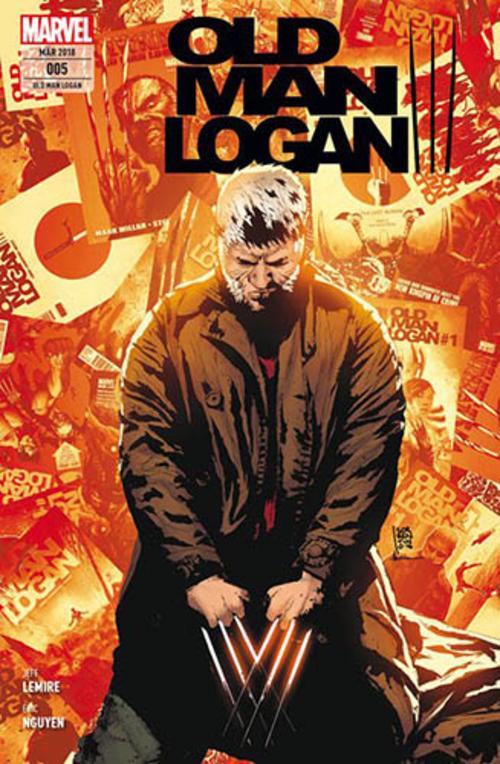 (C) Panini Comics / Old Man Logan 5 / Zum Vergrößern auf das Bild klicken