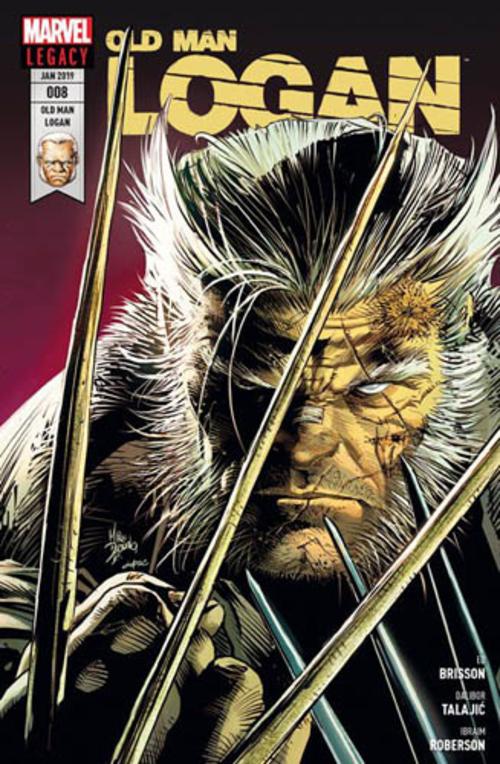 (C) Panini Comics / Old Man Logan 8 / Zum Vergrößern auf das Bild klicken