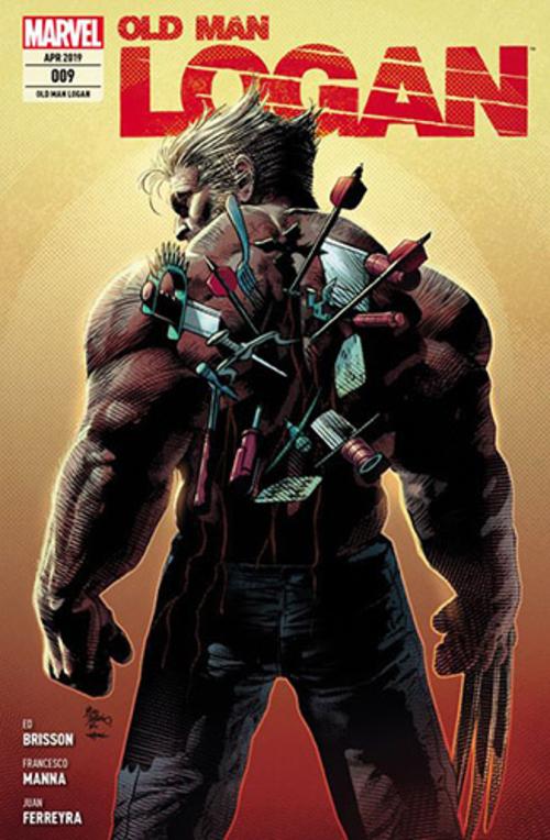 (C) Panini Comics / Old Man Logan 9 / Zum Vergrößern auf das Bild klicken