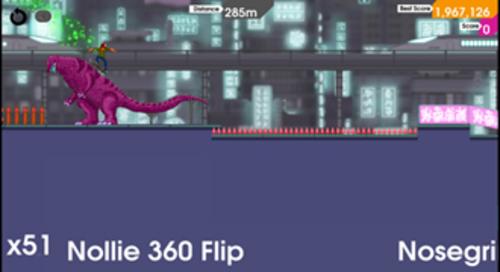 (C) Roll7/Curve Digial / OlliOlli / Zum Vergrößern auf das Bild klicken