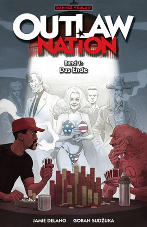 (C) Dantes Verlag / Outlaw Nation 1 / Zum Vergrößern auf das Bild klicken