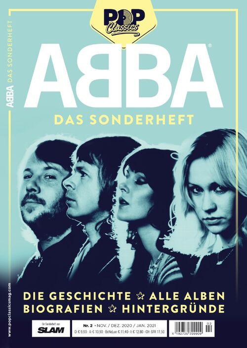 (c) SLAM Media / PC2_Cover_ABBA_web_gross / Zum Vergrößern auf das Bild klicken