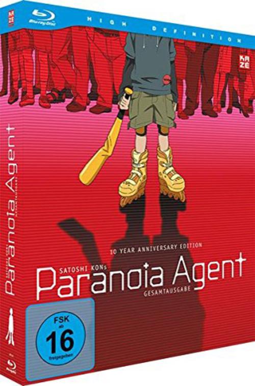 (C) KAZE Anime / Paranoia Agent Gesamtausgabe / Zum Vergrößern auf das Bild klicken
