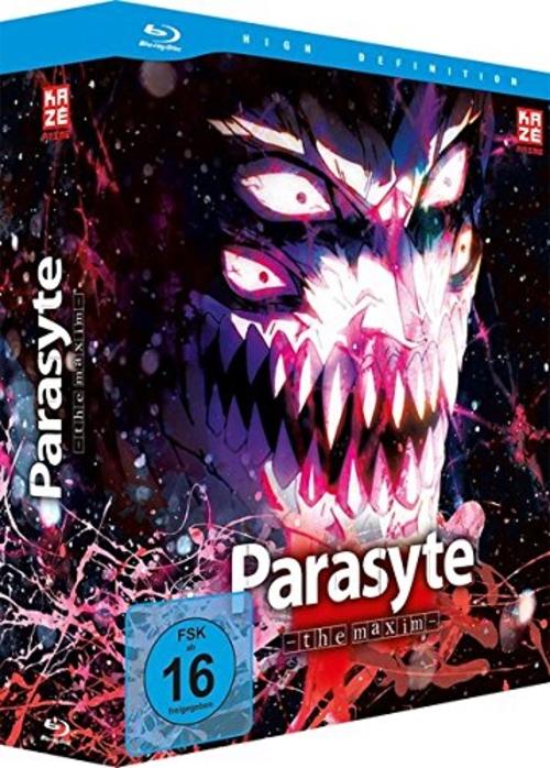 (C) KAZÉ Anime / Parasyte -the maxim- Vol. 1 / Zum Vergrößern auf das Bild klicken