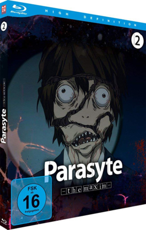 (C) KAZÉ Anime / Parasyte -the maxim- Vol. 2 / Zum Vergrößern auf das Bild klicken