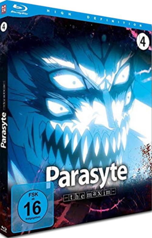 (C) KAZÉ Anime / Parasyte -the maxim- Vol. 4 / Zum Vergrößern auf das Bild klicken