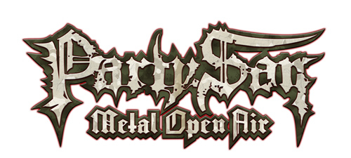 (C) Party.San Metal Open Air / Party.San Metal Open Air Logo / Zum Vergrößern auf das Bild klicken