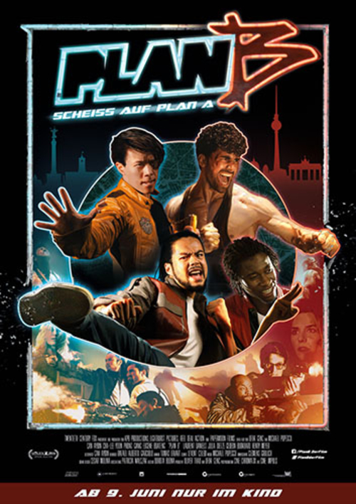 (C) 20th Century Fox / Plan B - Scheiß auf Plan A / Zum Vergrößern auf das Bild klicken