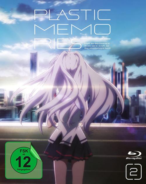 (C) peppermint anime / Plastic Memories Vol. 2 / Zum Vergrößern auf das Bild klicken