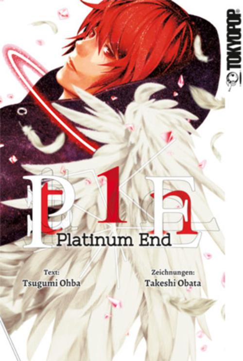 (C) Tokyopop / Platinum End 1 / Zum Vergrößern auf das Bild klicken