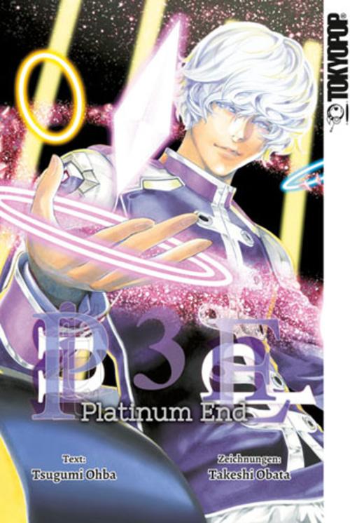 (C) Tokyopop / Platinum End 3 / Zum Vergrößern auf das Bild klicken