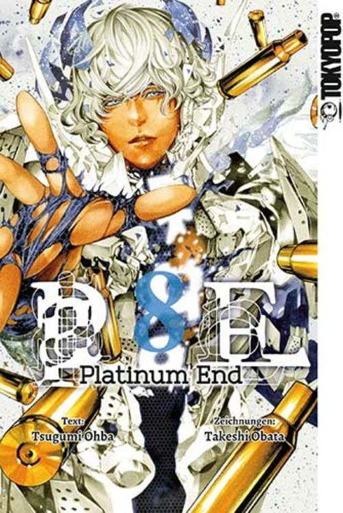 (C) Tokyopop / Platinum End 8 / Zum Vergrößern auf das Bild klicken