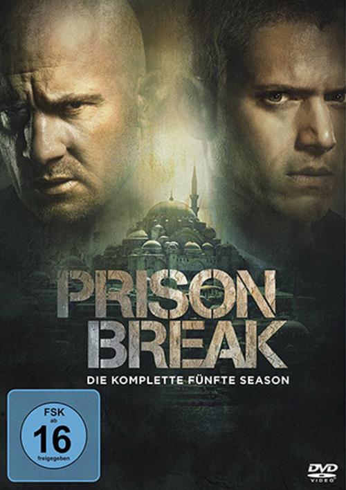 (C) 20th Century Fox Home Entertainment / Prison Break Season 5 / Zum Vergrößern auf das Bild klicken