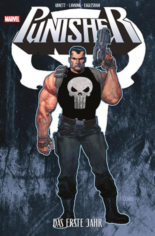 (C) Panini Comics / Punisher - Das erste Jahr / Zum Vergrößern auf das Bild klicken