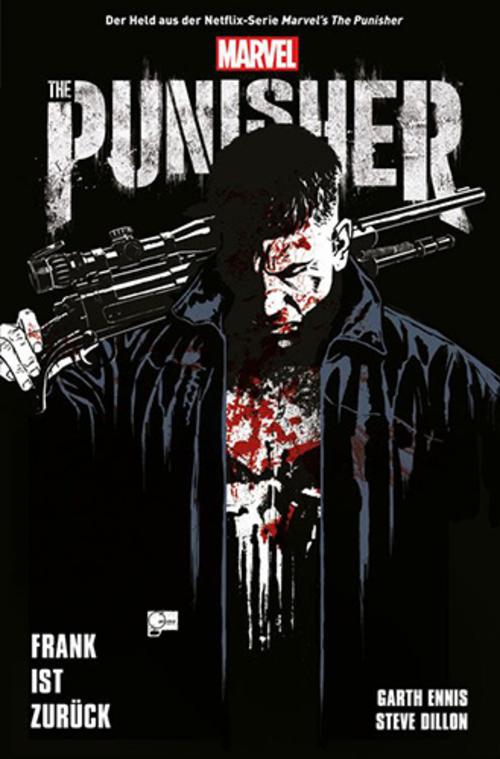 (C) Panini Comics / Punisher - Frank ist zurück / Zum Vergrößern auf das Bild klicken