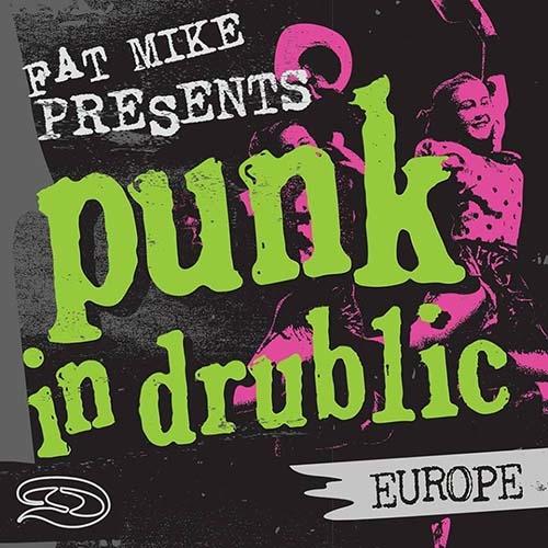 (C) Destiny Tourbooking / Punk In Drublic Music Festival Flyer / Zum Vergrößern auf das Bild klicken