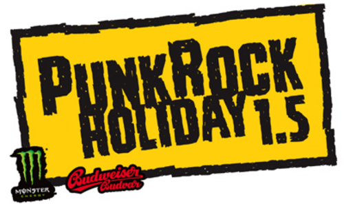 (C) Punk Rock Holiday / Punk Rock Holiday 1.5 Logo / Zum Vergrößern auf das Bild klicken
