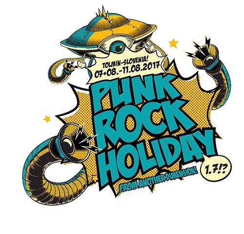 (C) Punk Rock Holiday / Punk Rock Holiday 1.7 Logo / Zum Vergrößern auf das Bild klicken