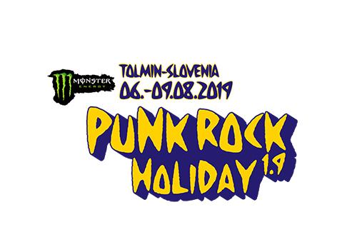 (C) Punk Rock Holiday / Punk Rock Holiday 1.9 Logo / Zum Vergrößern auf das Bild klicken