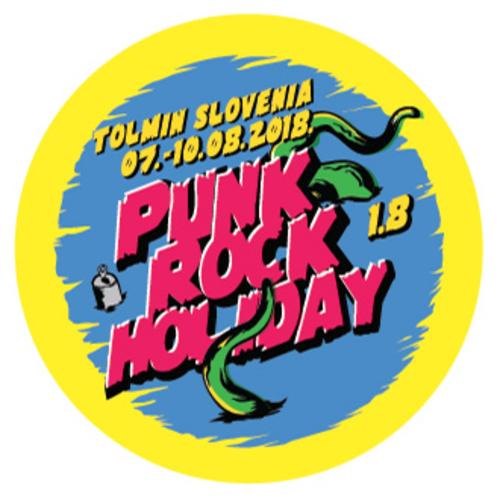 (C) Punk Rock Holiday / Punk Rock Holiday 2018 Logo / Zum Vergrößern auf das Bild klicken