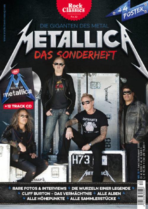 (c) SLAM Media / RC12_Metallica_Cover_web_gross / Zum Vergrößern auf das Bild klicken
