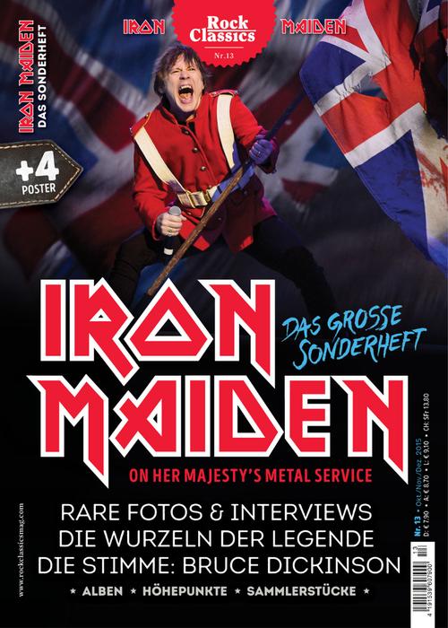 (c) SLAM Media / RC13_IronMaiden_Cover_web_gross / Zum Vergrößern auf das Bild klicken