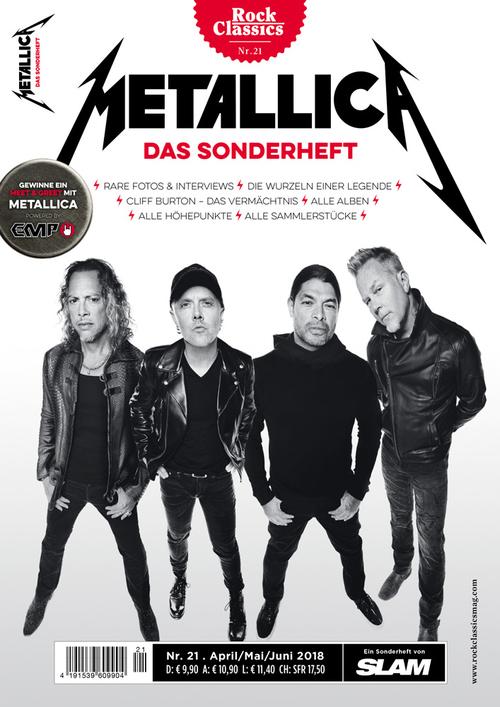 (c) SLAM Media / RC21_Metallica_Cover_web_gross / Zum Vergrößern auf das Bild klicken