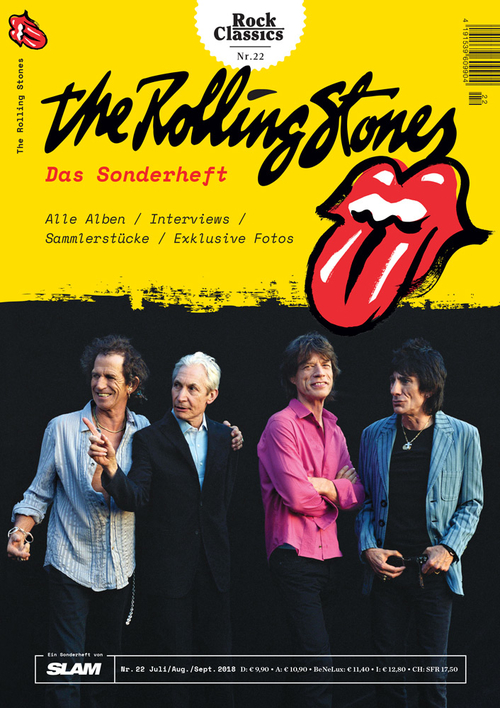 (c) SLAM Media / RC22_Rolling_Stones_Cover_web / Zum Vergrößern auf das Bild klicken